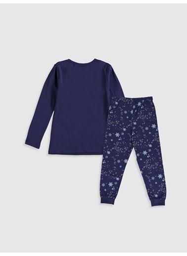 LC Waikiki Pijama Takım Mor